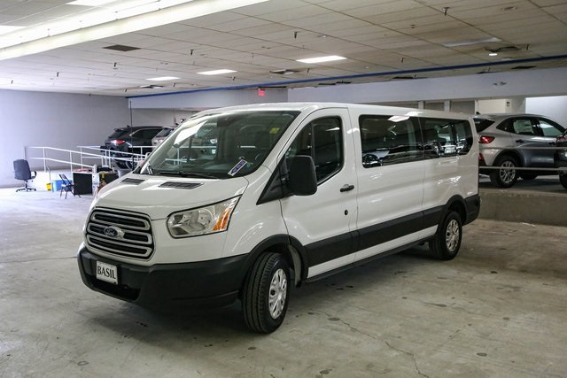 2019 Ford Transit 350 Low Roof 4x2, Passenger Wagon #R5646 - photo 16