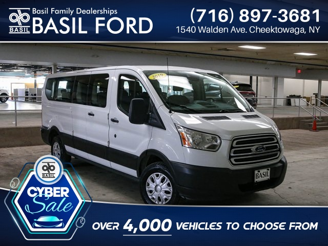 2019 Ford Transit 350 Low Roof 4x2, Passenger Wagon #R4989 - photo 1
