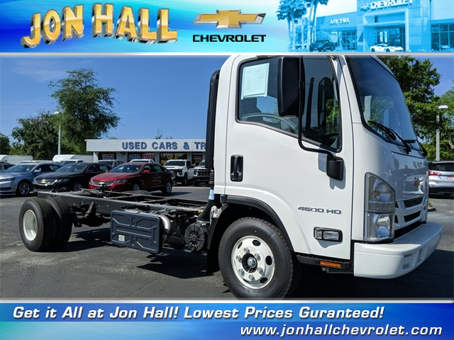 2020 Chevrolet LCF 4500HD Regular Cab DRW 4x2, Cab Chassis #206241 - photo 1