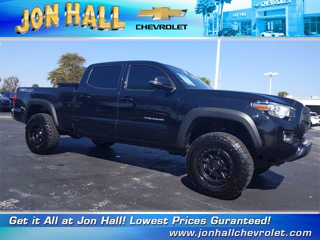 2017 Toyota Tacoma Double Cab 4x4, Pickup #216199A - photo 1