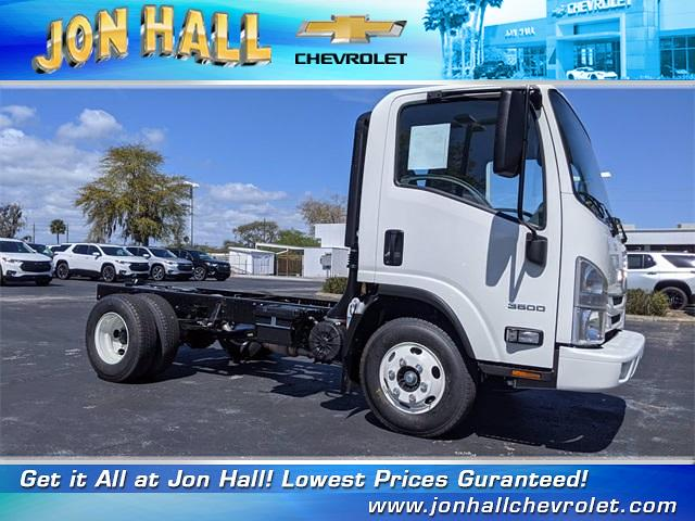 2021 Chevrolet LCF 3500 4x2, Cab Chassis #216323 - photo 1