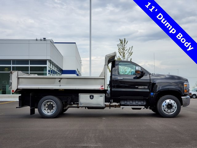 2019 Silverado 4500 Regular Cab DRW 4x2, Monroe Dump Body #47049 - photo 1
