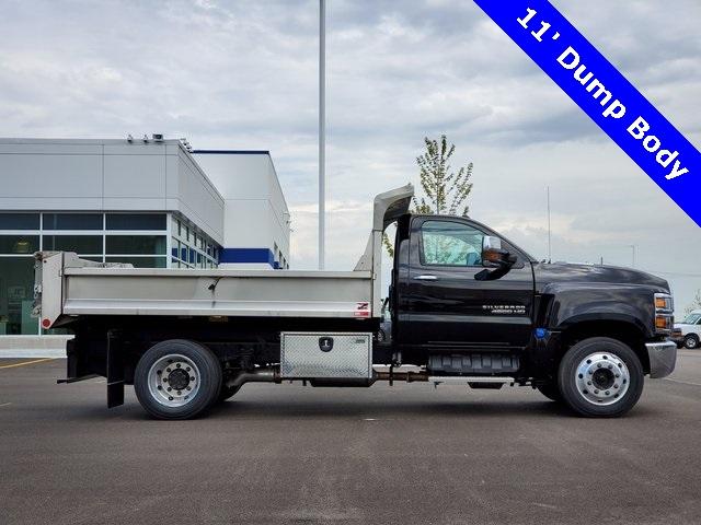 2019 Silverado Medium Duty DRW 4x2,  Monroe Dump Body #47049 - photo 1