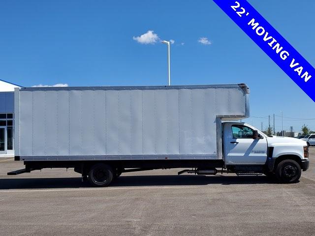 2019 Chevrolet Silverado 6500 Regular Cab DRW 4x2, Supreme Dry Freight #47636 - photo 1