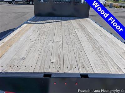 2019 Silverado 5500 Regular Cab DRW 4x2, Monroe Work-A-Hauler II Platform Body #47788 - photo 11