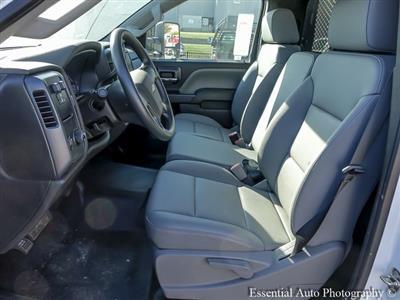 2019 Silverado 5500 Regular Cab DRW 4x2, Monroe Work-A-Hauler II Platform Body #47788 - photo 15
