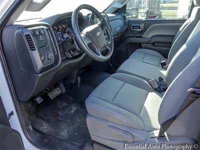 2019 Silverado 5500 Regular Cab DRW 4x2, Monroe Work-A-Hauler II Platform Body #47788 - photo 16