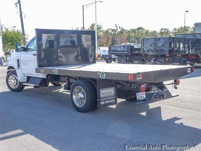2019 Silverado 5500 Regular Cab DRW 4x2, Monroe Work-A-Hauler II Platform Body #47788 - photo 5