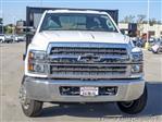 2019 Silverado 5500 Regular Cab DRW 4x2, Monroe Work-A-Hauler II Platform Body #47788 - photo 8