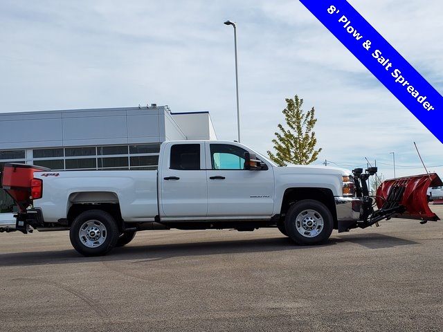 2019 Silverado 2500 Double Cab 4x4,  BOSS Pickup #47789 - photo 1