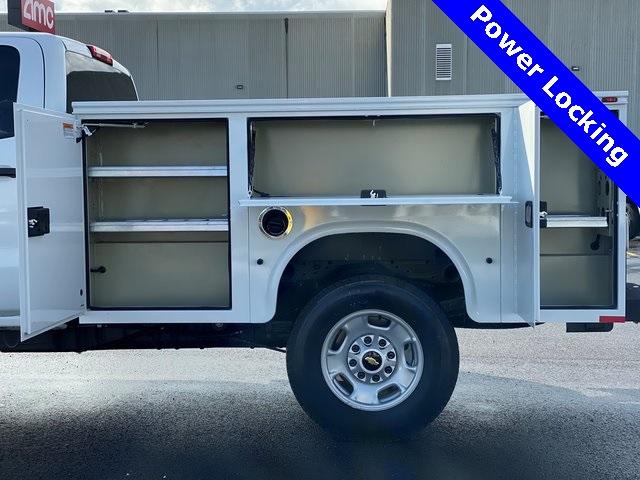 2019 Silverado 2500 Double Cab 4x4, Knapheide Steel Service Body #47838 - photo 13
