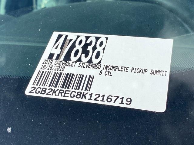 2019 Silverado 2500 Double Cab 4x4, Knapheide Steel Service Body #47838 - photo 30