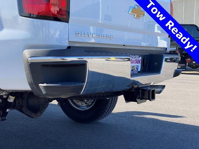 2019 Silverado 2500 Double Cab 4x4, BOSS Snowplow Pickup #48075 - photo 12