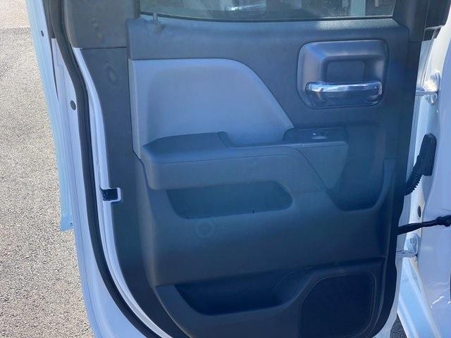 2019 Silverado 2500 Double Cab 4x4, BOSS Snowplow Pickup #48075 - photo 14