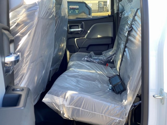 2019 Silverado 2500 Double Cab 4x4, BOSS Snowplow Pickup #48075 - photo 15