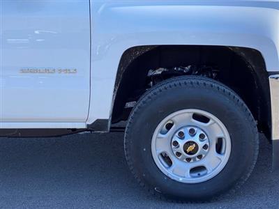 2019 Silverado 2500 Double Cab 4x4, BOSS Snowplow Pickup #48075 - photo 10