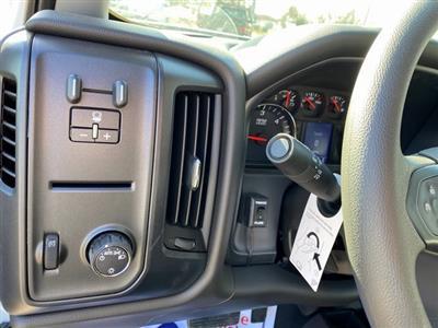 2019 Silverado 2500 Double Cab 4x4, BOSS Snowplow Pickup #48075 - photo 19