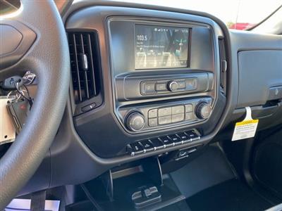 2019 Silverado 2500 Double Cab 4x4, BOSS Snowplow Pickup #48075 - photo 21