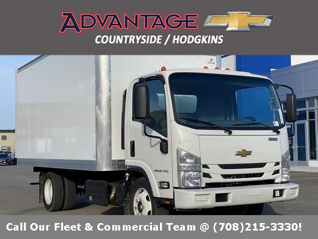 2020 Chevrolet LCF 4500XD Regular Cab 4x2, Supreme Dry Freight #48132 - photo 1