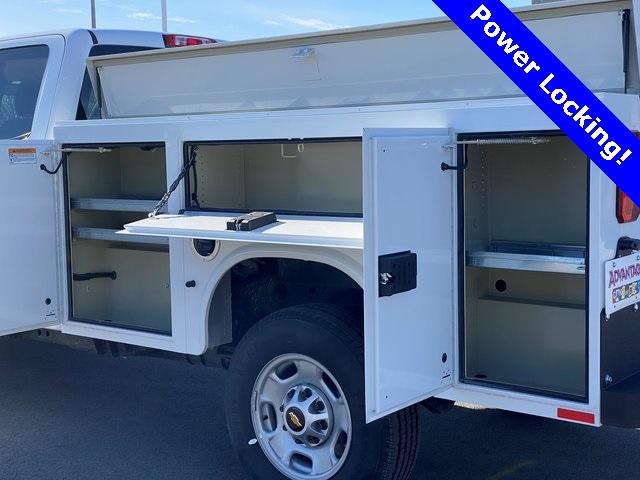 2019 Silverado 2500 Double Cab 4x2, Knapheide Steel Service Body #48188 - photo 13