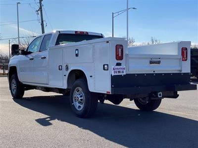 2019 Silverado 2500 Double Cab 4x2, Knapheide Steel Service Body #48188 - photo 5