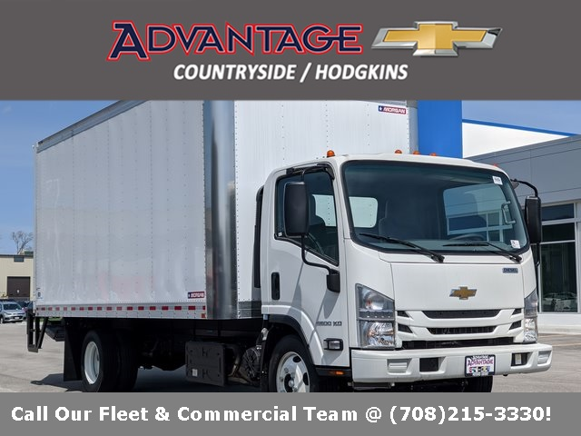 2020 Chevrolet LCF 4500XD Regular Cab 4x2, Morgan Dry Freight #48276 - photo 1