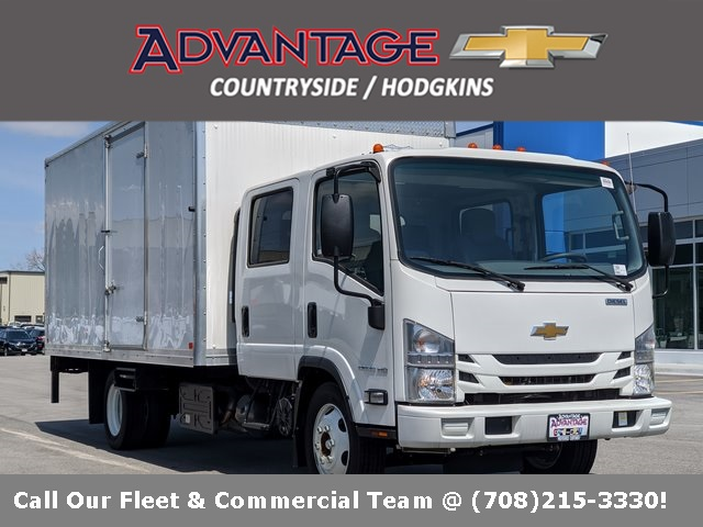 2018 Chevrolet LCF 5500HD Crew Cab 4x2, Bay Bridge Cutaway Van #48292 - photo 1