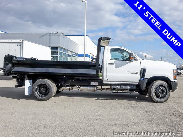2020 Chevrolet Silverado 4500 Regular Cab DRW 4x2, Knapheide Dump Body #48581 - photo 1