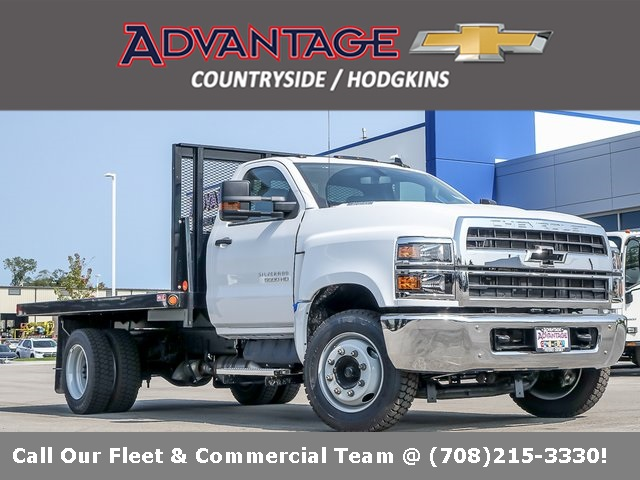 Advantage Chevrolet Commercial Work Trucks And Vans