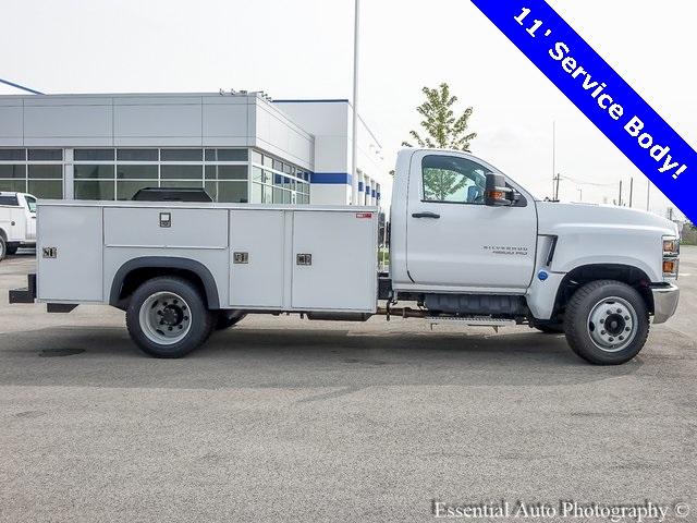 2020 Chevrolet Silverado 4500 Regular Cab DRW 4x2, Monroe Service Body #48743 - photo 1