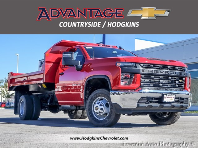 2020 Chevrolet Silverado 3500 Regular Cab DRW 4x4, Monroe Dump Body #49058 - photo 1