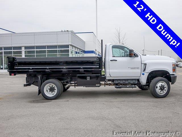 2020 Chevrolet Silverado 6500 Regular Cab DRW 4x4, Knapheide Dump Body #49306 - photo 1