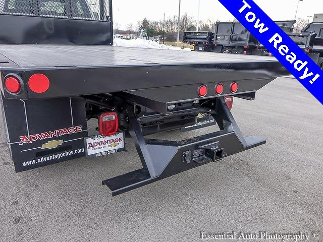 2020 Silverado 5500 Regular Cab DRW 4x2,  Monroe Truck Equipment Versa-Line Stake Body Stake Bed #49439 - photo 21