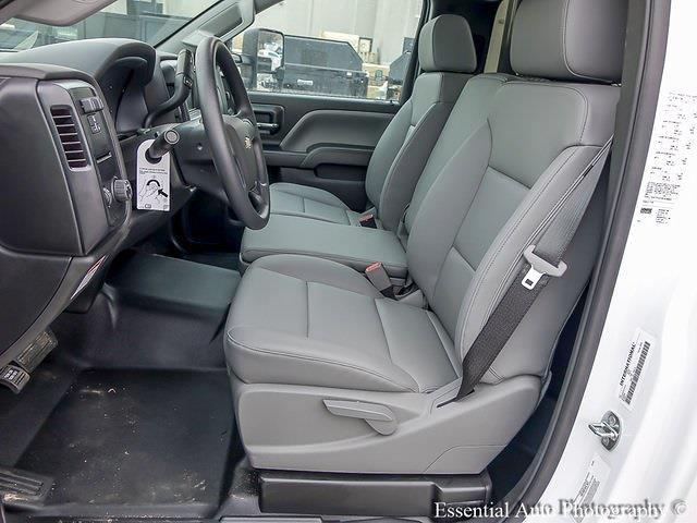 2020 Silverado 5500 Regular Cab DRW 4x2,  Monroe Truck Equipment Versa-Line Stake Body Stake Bed #49439 - photo 22
