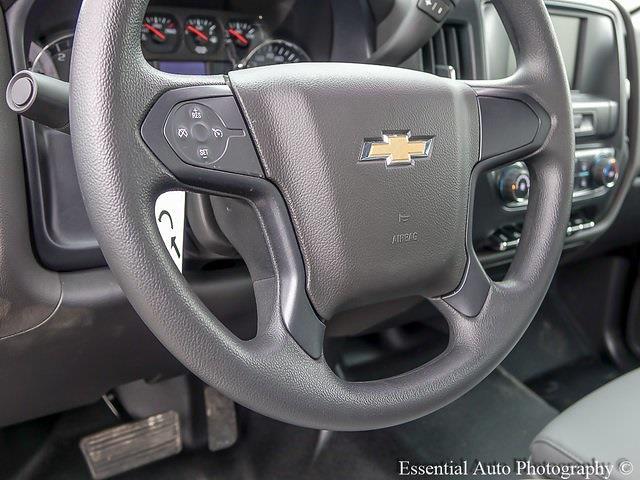 2020 Silverado 5500 Regular Cab DRW 4x2,  Monroe Truck Equipment Versa-Line Stake Body Stake Bed #49439 - photo 23