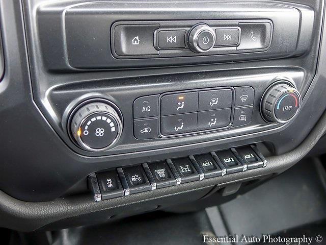 2020 Silverado 5500 Regular Cab DRW 4x2,  Monroe Truck Equipment Versa-Line Stake Body Stake Bed #49439 - photo 27