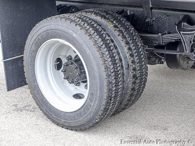 2020 Silverado 5500 Regular Cab DRW 4x2,  Monroe Truck Equipment Versa-Line Stake Body Stake Bed #49439 - photo 19