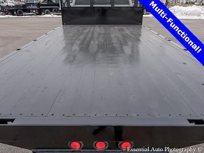2020 Silverado 5500 Regular Cab DRW 4x2,  Monroe Truck Equipment Versa-Line Stake Body Stake Bed #49439 - photo 20