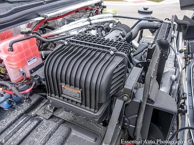 2020 Silverado 5500 Regular Cab DRW 4x2,  Monroe Truck Equipment Versa-Line Stake Body Stake Bed #49439 - photo 30