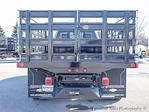 2020 Silverado 5500 Regular Cab DRW 4x2,  Monroe Truck Equipment Versa-Line Stake Body Stake Bed #49439 - photo 4