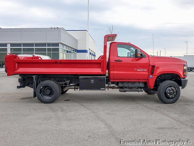 2020 Chevrolet Silverado 4500 Regular Cab DRW 4x4, Knapheide Dump Body #49605 - photo 1
