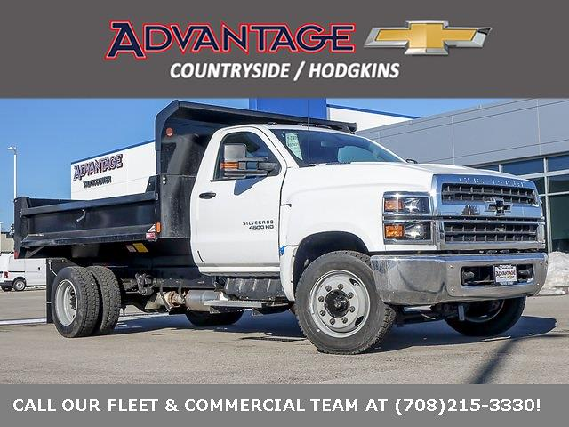 2020 Chevrolet Silverado 4500 Regular Cab DRW 4x2, Monroe Dump Body #49657 - photo 1