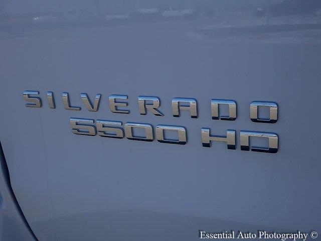 2020 Silverado 5500 Regular Cab DRW 4x2,  Monroe Truck Equipment MTE-Zee Dump Body #49659 - photo 12
