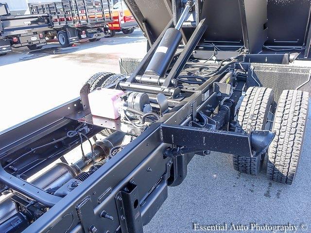 2020 Silverado 5500 Regular Cab DRW 4x2,  Monroe Truck Equipment MTE-Zee Dump Body #49659 - photo 14