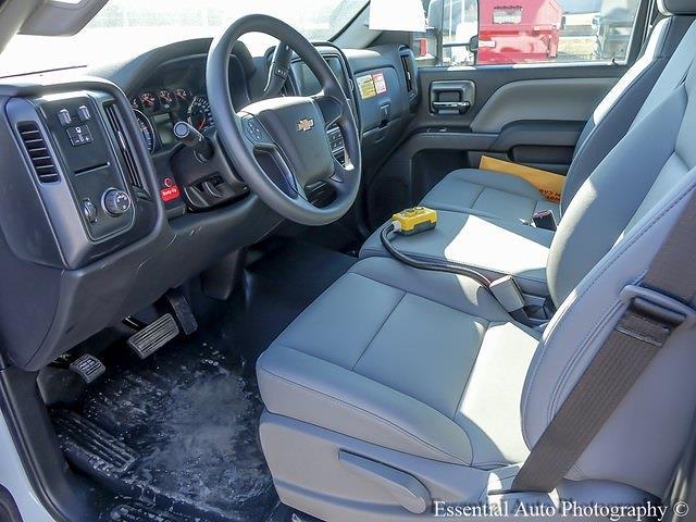 2020 Silverado 5500 Regular Cab DRW 4x2,  Monroe Truck Equipment MTE-Zee Dump Body #49659 - photo 17