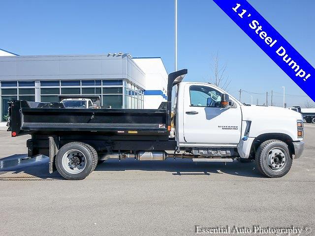 2020 Silverado 5500 Regular Cab DRW 4x2,  Monroe Truck Equipment MTE-Zee Dump Body #49659 - photo 2