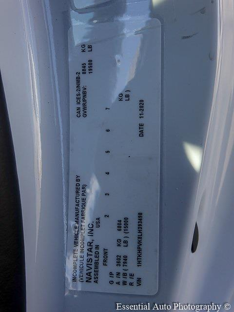 2020 Silverado 5500 Regular Cab DRW 4x2,  Monroe Truck Equipment MTE-Zee Dump Body #49659 - photo 28