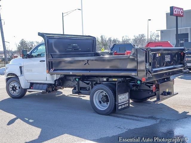 2020 Silverado 5500 Regular Cab DRW 4x2,  Monroe Truck Equipment MTE-Zee Dump Body #49659 - photo 5