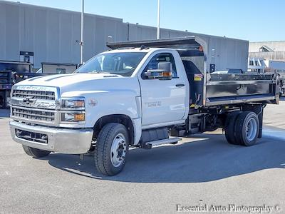 2020 Silverado 5500 Regular Cab DRW 4x2,  Monroe Truck Equipment MTE-Zee Dump Body #49659 - photo 7