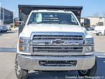 2020 Silverado 5500 Regular Cab DRW 4x2,  Monroe Truck Equipment MTE-Zee Dump Body #49659 - photo 8